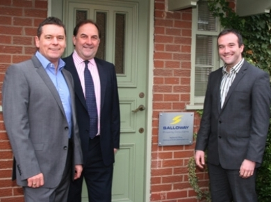 Nottingham Office Opens