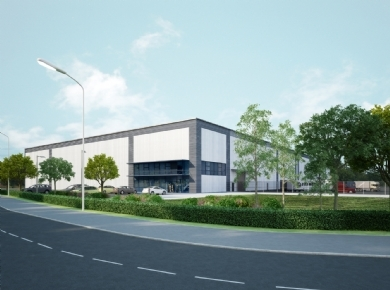 Approval For 118,000 sq.ft Warehouse At Dove Valley