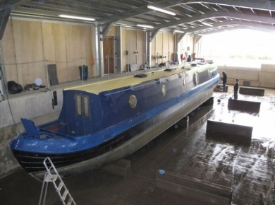 Exciting Plans for Aqua Narrow Boats