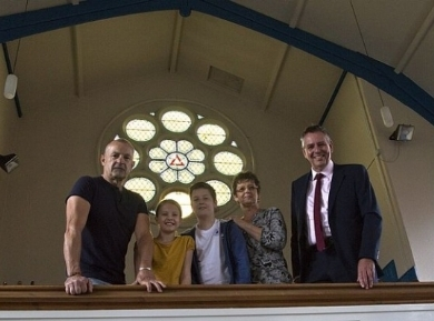 Church Completes Move To Mosley Street