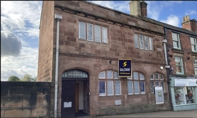 TO LET - 34 KING STREET, BELPER