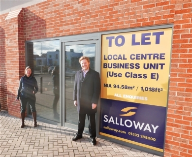 New veterinary practice completes Littleover shopping centre line-up