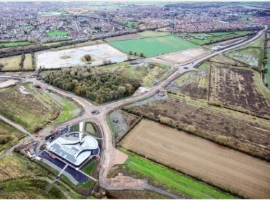 Infinity Park Derby Could Create 8,000 Jobs