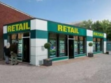 Retail Refurbishment Complete